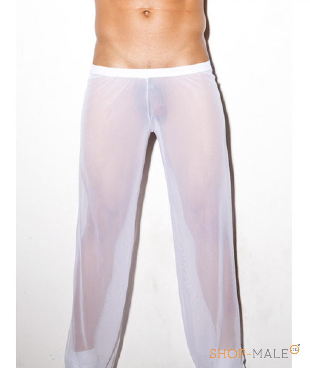 Штаны брюки просвечивают видно стринги фото 6 фотография